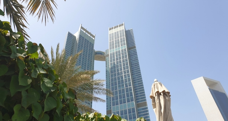 The St Regis Nation Towers Abu Dhabi