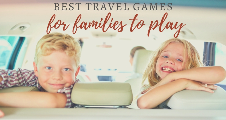 Best Travel Games for Kids in 2020