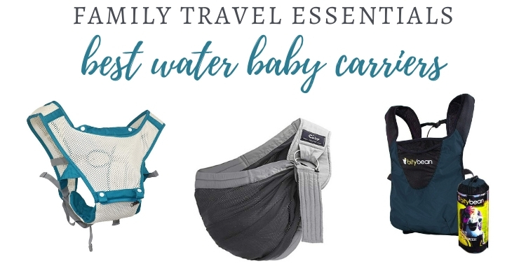 Best Water Baby Carrier for beach & pool fun