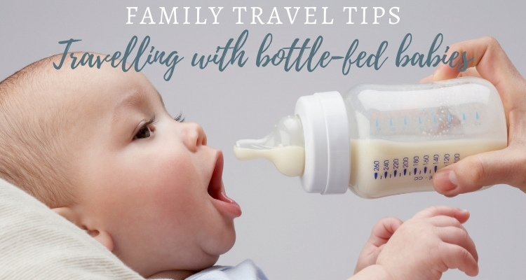 Everything You Really Need To Know About Bottle Feeding While Travelling