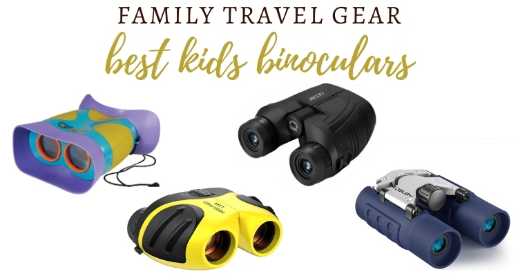 Best Binoculars For Your Little Explorers