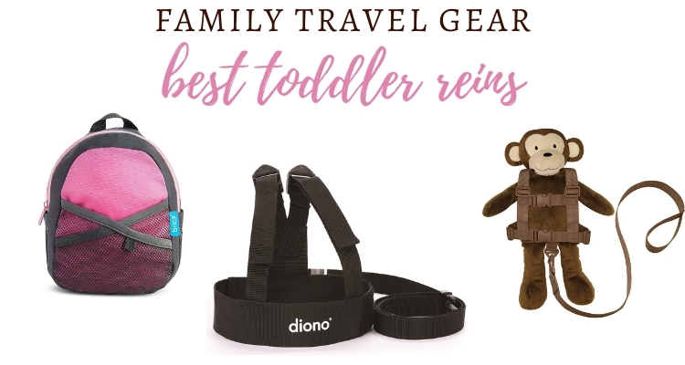 Family Travel Essentials: Best toddler reins & toddler backpack reins in 2020
