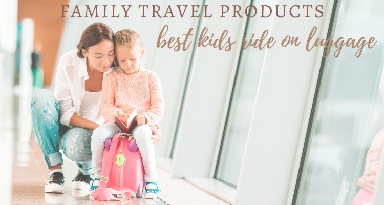 Best Ride-On Luggage for Kids in 2020