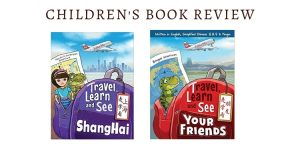 covers of Travel Learn and see books