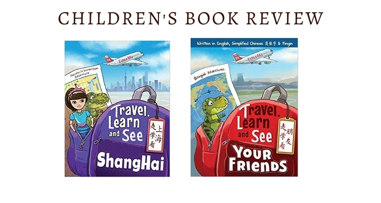 Travel, Learn & See Bilingual Adventures for kids