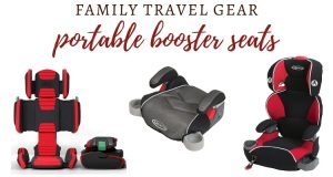 best portable booster seats
