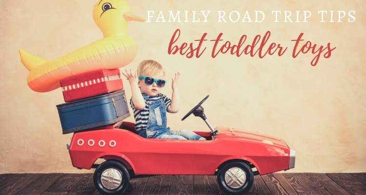 Engaging Travel Toys for Toddlers in the Car