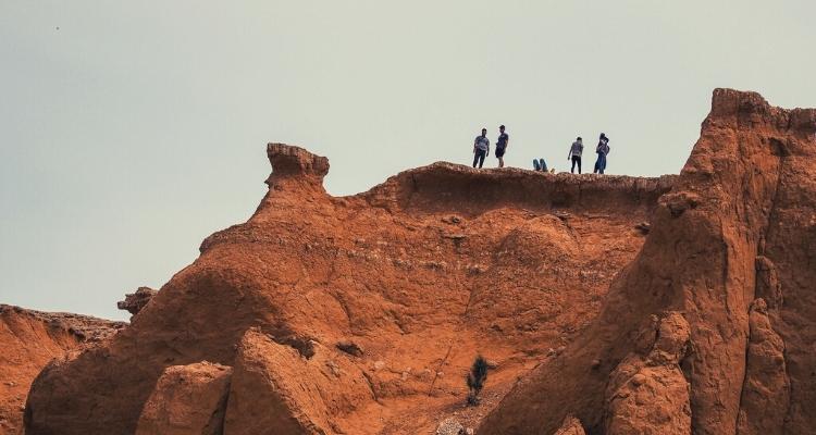 Mongolia Flaming Cliffs