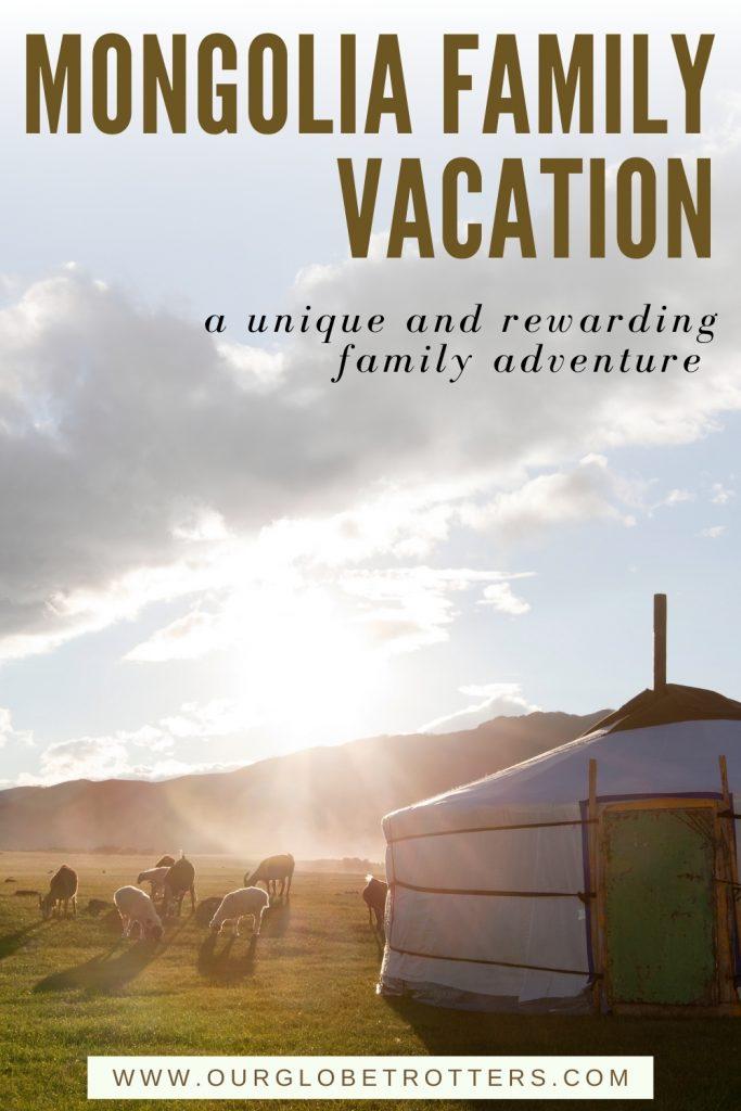 Mongolia Family Destination