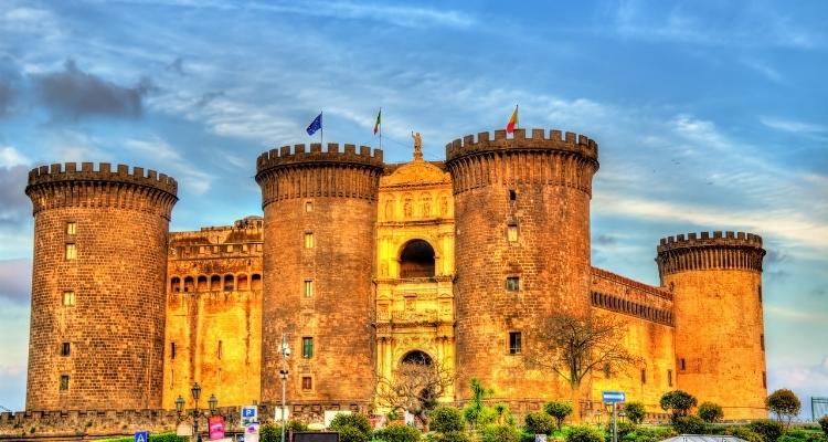Castle Nuovo in Naples