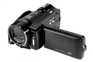 Video camera for travel
