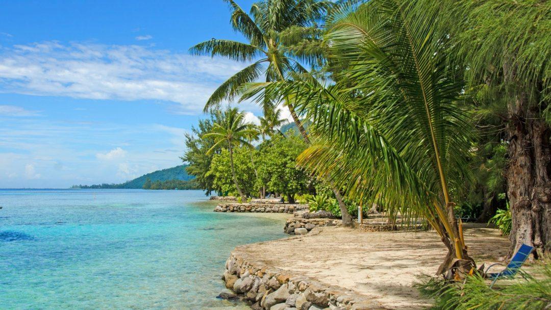Moorea snorkeling destination in French Polynesia
