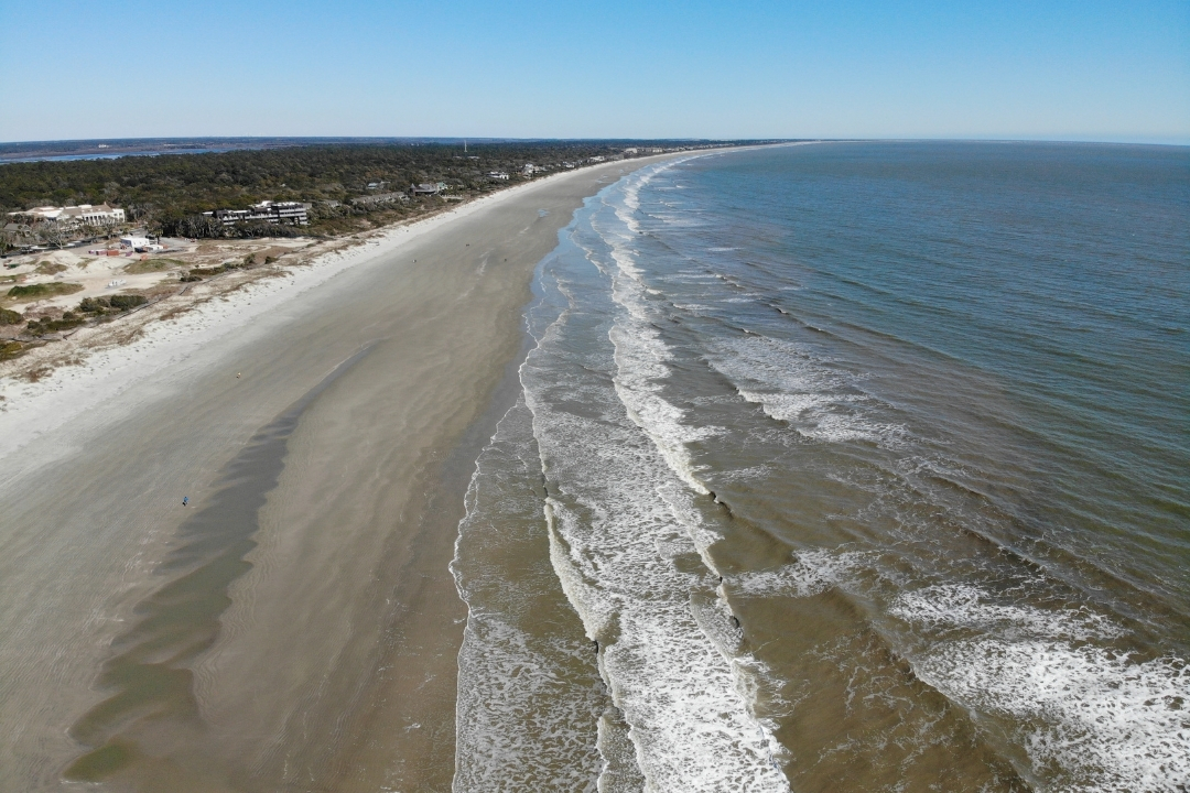 US East Coast Beaches Kiawah Island, South Carolina