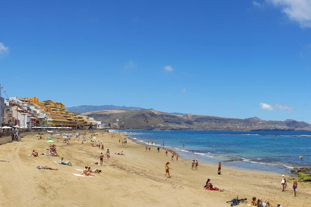 Las Cantaris Beach Gran Canaria