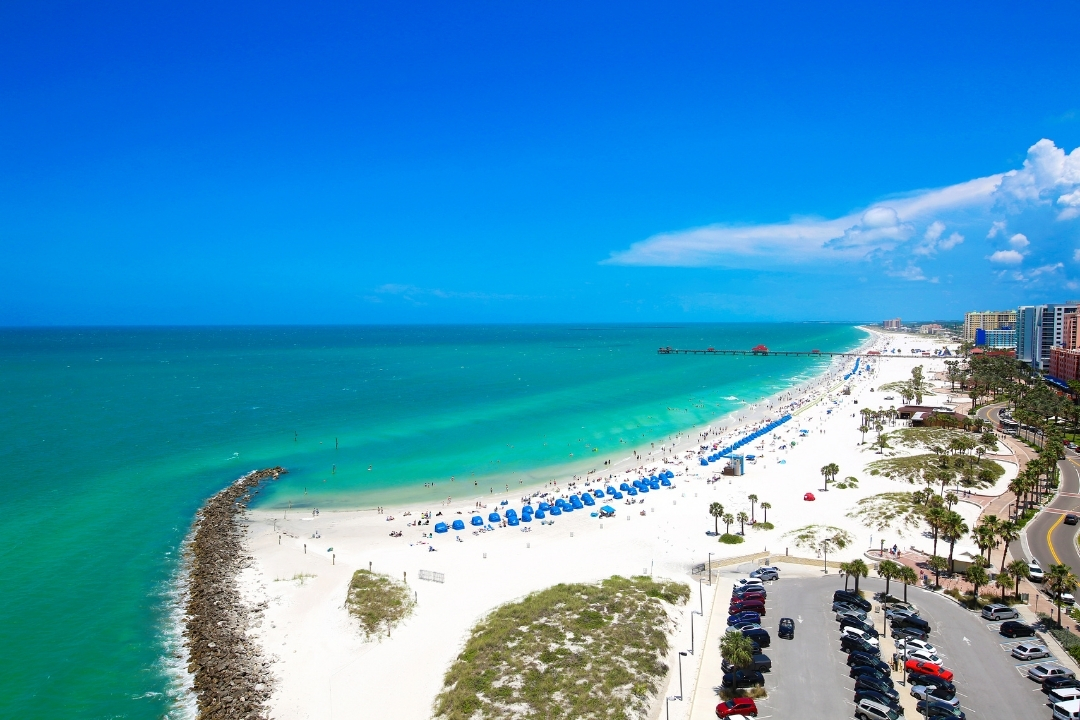 Florida Family Beaches -Clearwater