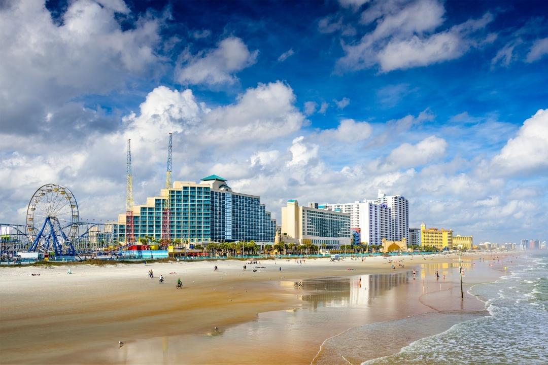 Florida Family Beaches -Daytona