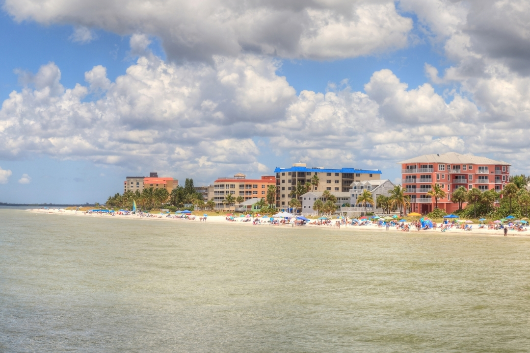 Florida Family Beaches -Fort Myers