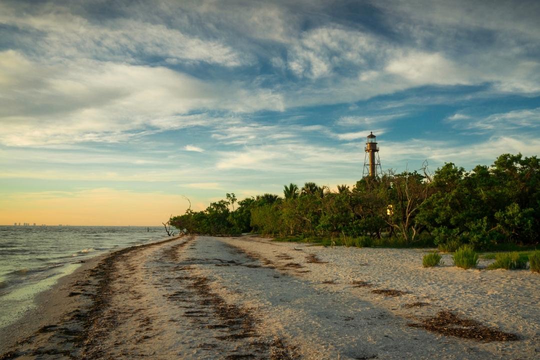 Florida Family Beaches -Sanibel Island