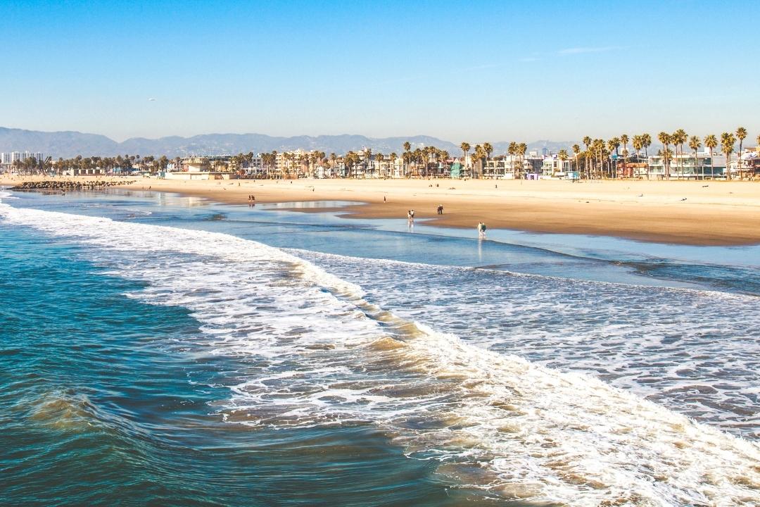Florida Family Beaches -Venice Beach