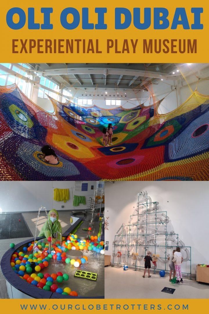 Oli Oli Play Dubai Children's Play Museum