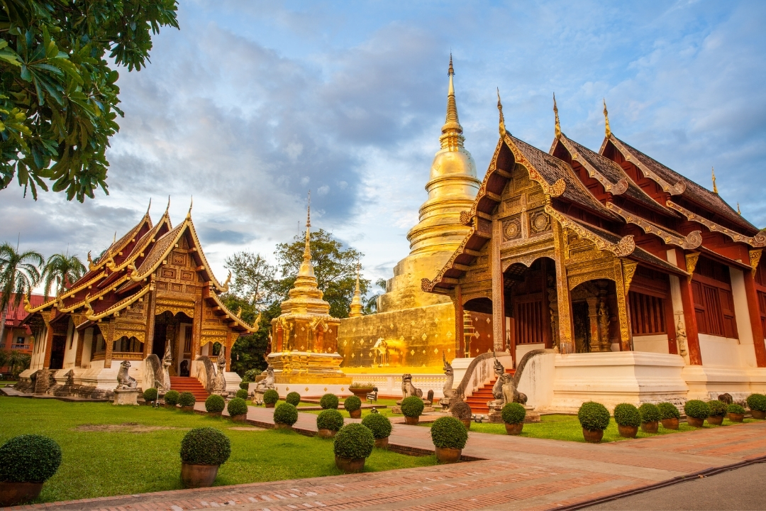 Temple in Chaing Mai