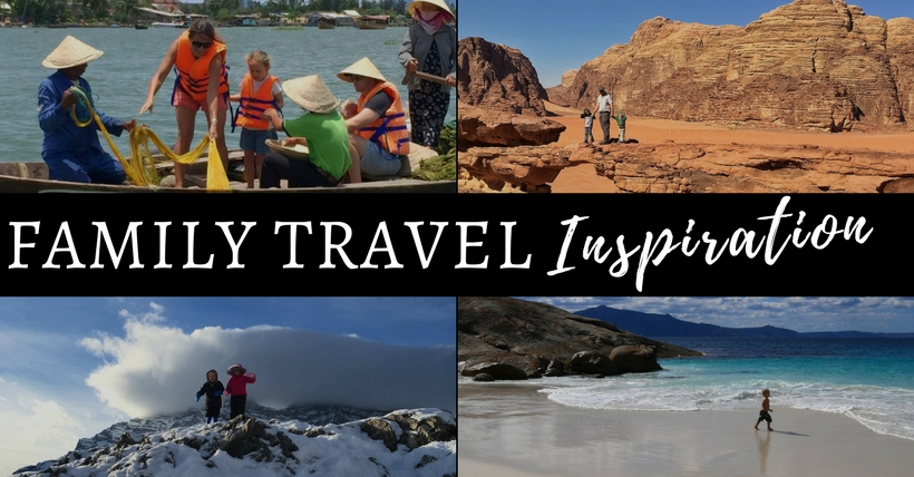 Family Travel Inspiration Facebook Group