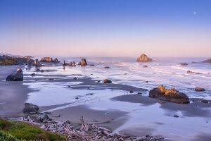 Best of Oregon -Bandon Beach