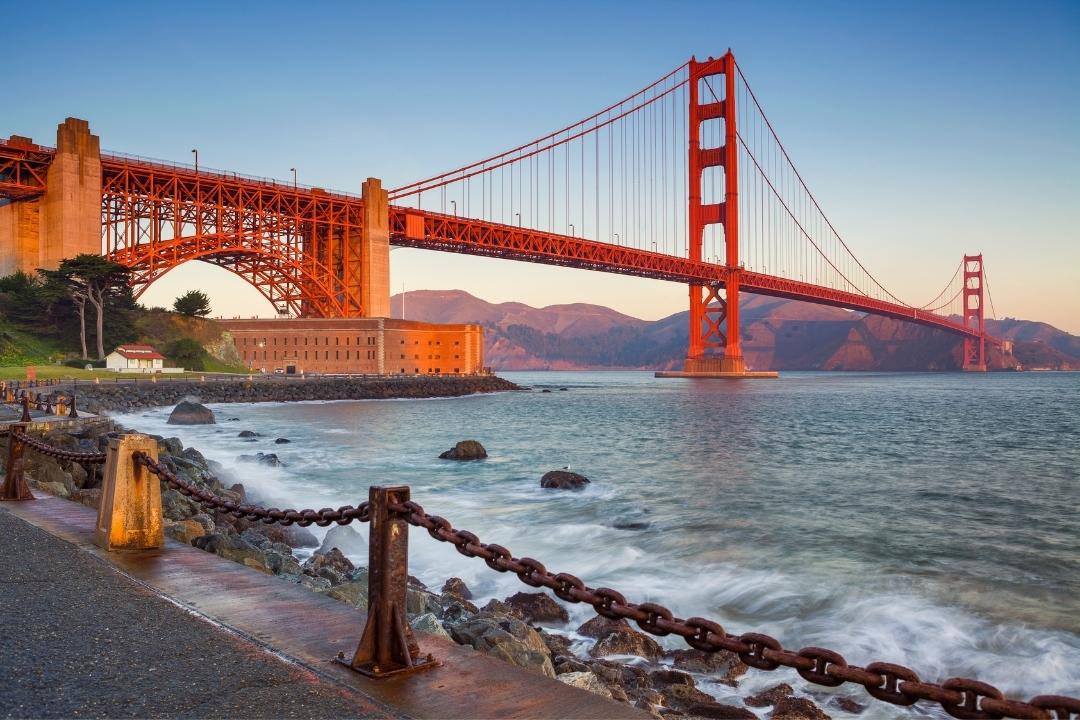 San Francisco - US West Coast