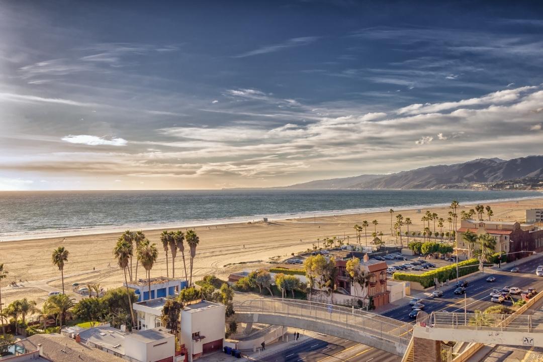 Santa Monica US West Coast Vacations