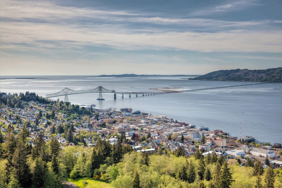 Astroia Oregon - West Coast Road Trip