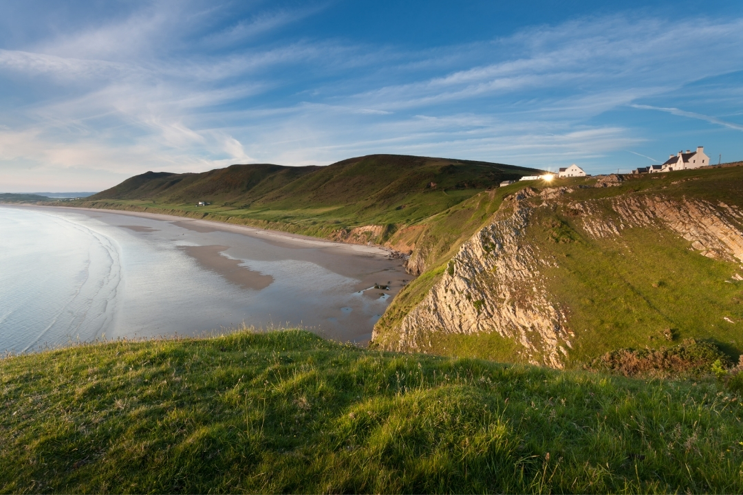 UK Staycation - Rhosilli, Wales