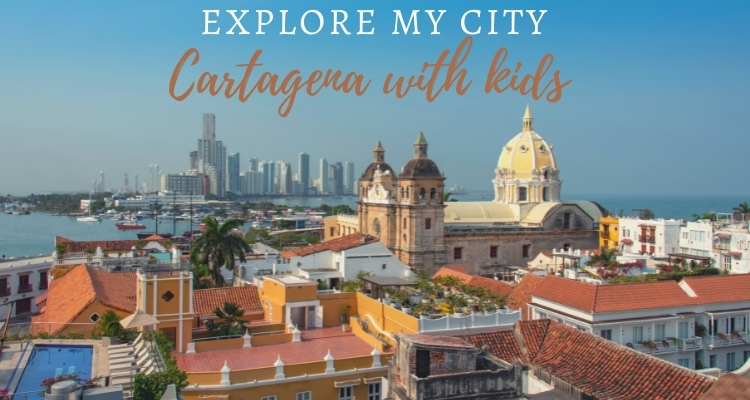 Explore My City - Cartagena