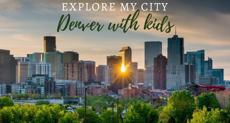 Explore My City - Denver