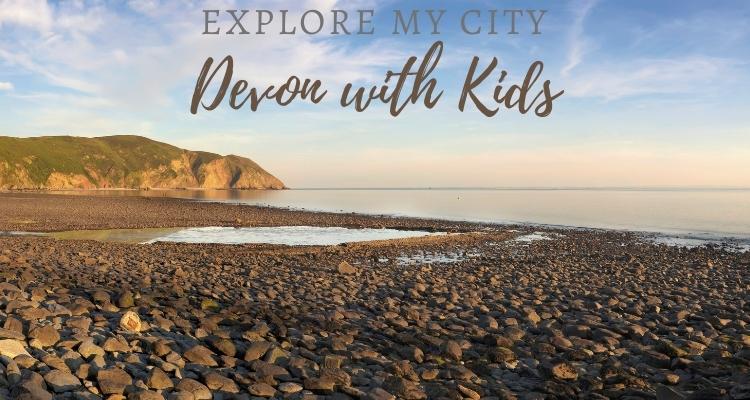 Explore My City - Devon