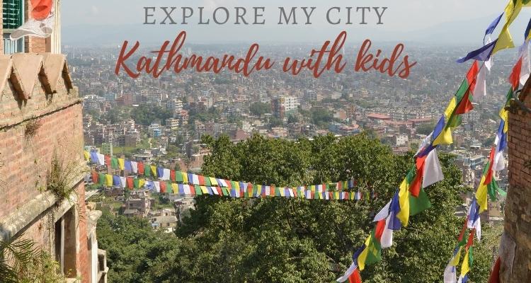 Explore My City - Kathmandu