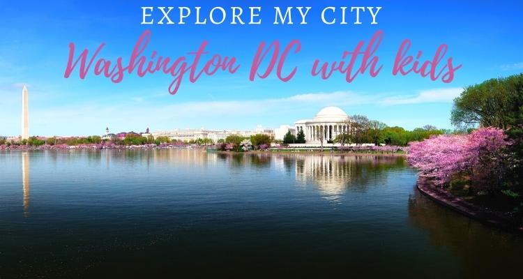 Explore My City - Washington DC