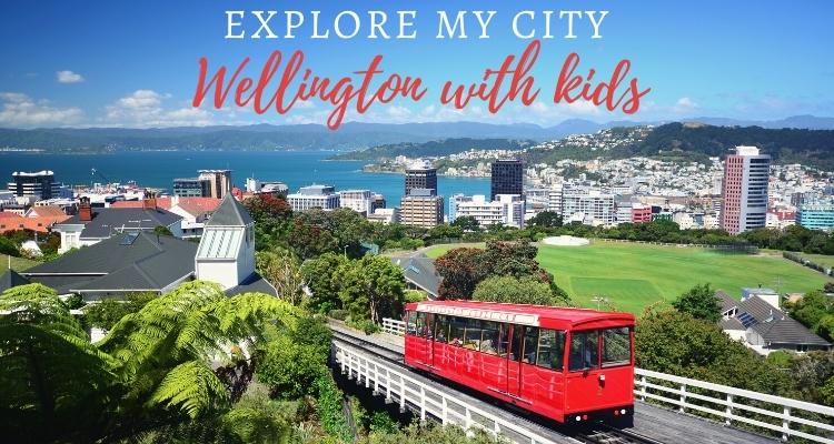 Explore My City - Wellington