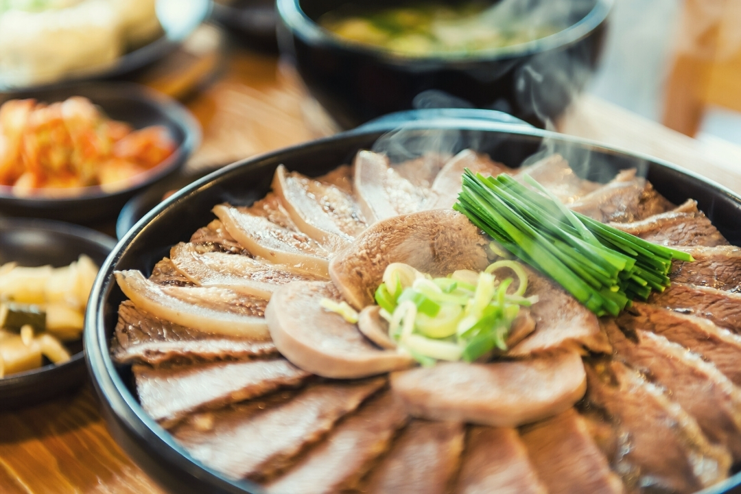 The Best South Korean Foods to try