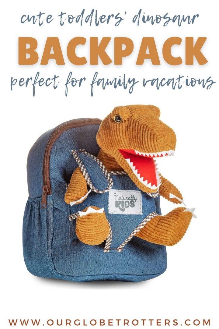 Cute toddler dinosaur Backpack